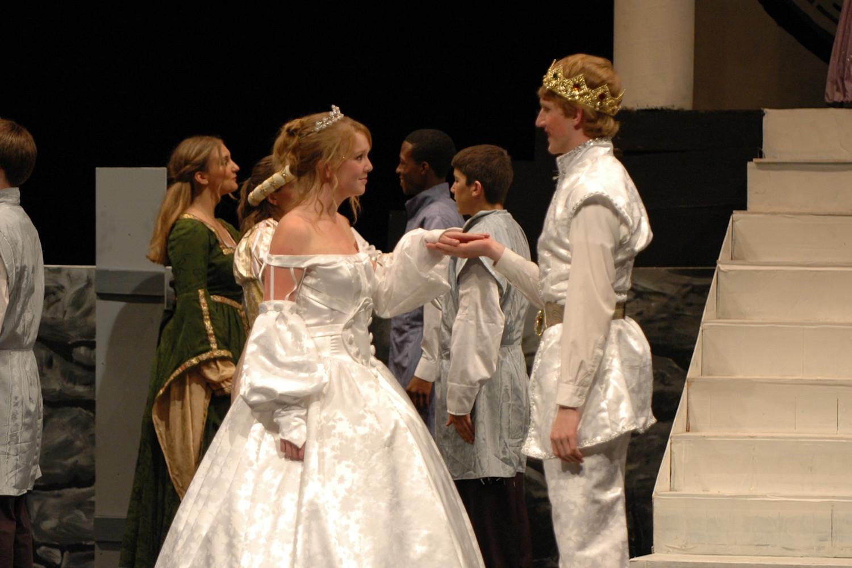Cinderella (Junior Varsity Cast) - ZAM Photography